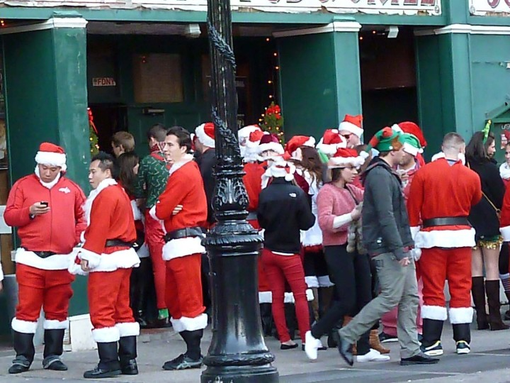 THE12 PUBS OF CHRISTMAS